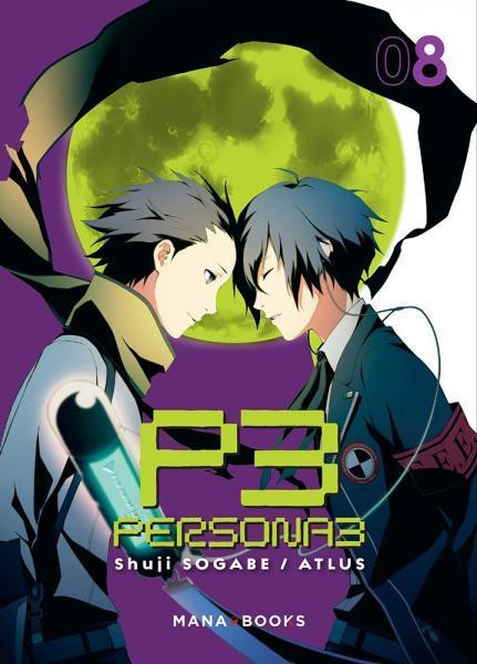 P3 - Persona 3 8 Tome 8