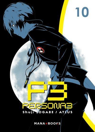 P3 - Persona 3 10 Tome 10