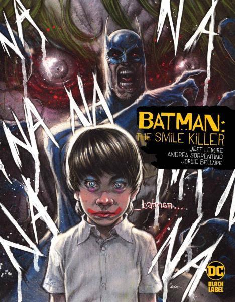 Batman: Smile Killer 1 Issue 1
