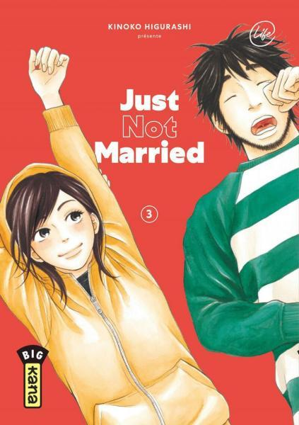 Just Not Married 3 Tome 3