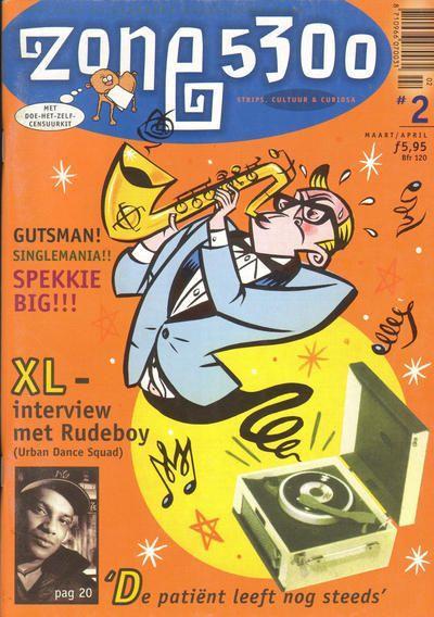 Zone 5300 - Tijdschrift 1999 2 Nummer 2