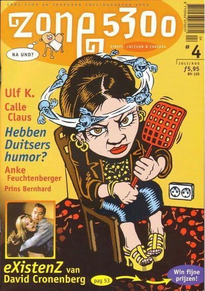 Zone 5300 - Tijdschrift 1999 4 Nummer 4