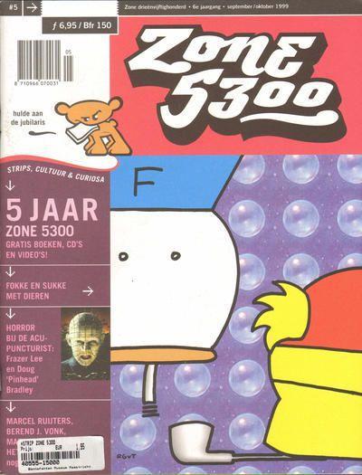 Zone 5300 - Tijdschrift 1999 5 Nummer 5