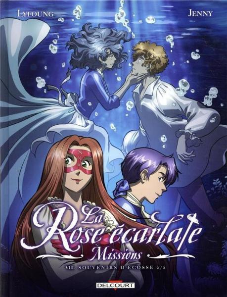 La rose écarlate - Missions 8 Souvenirs d'Écosse - 2