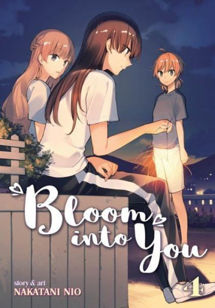 Bloom Into You 4 Volume 4