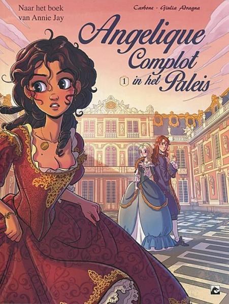 Angelique - Complot in het paleis 1 Deel 1
