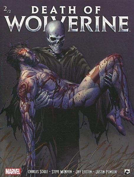 Death of Wolverine (Dark Dragon) 2 Deel 2