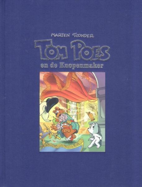 Tom Poes (Cliché) 9 Tom Poes en de knopenmaker