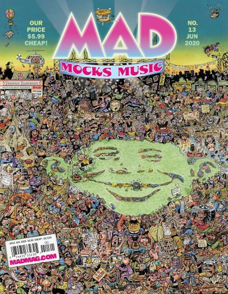 MAD (magazine - 2020) 13 Nummer 13