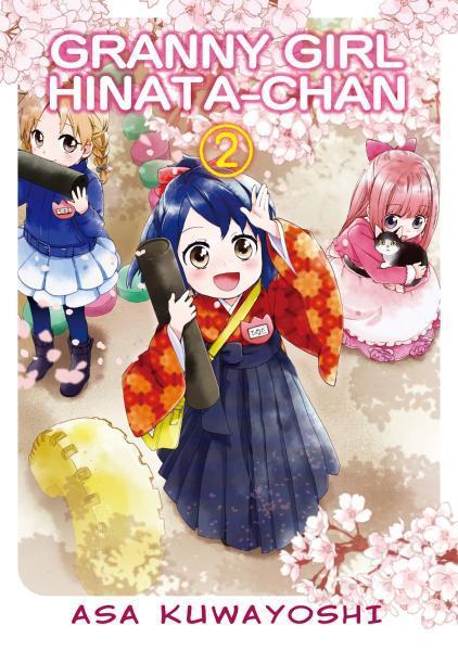 Granny Girl Hinata-Chan 2 Volume 2