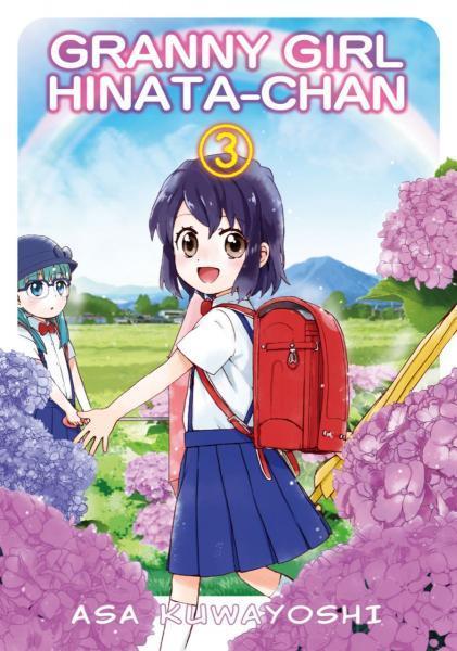 Granny Girl Hinata-Chan 3 Volume 3