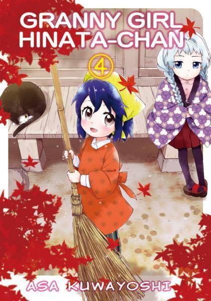 Granny Girl Hinata-Chan 4 Volume 4