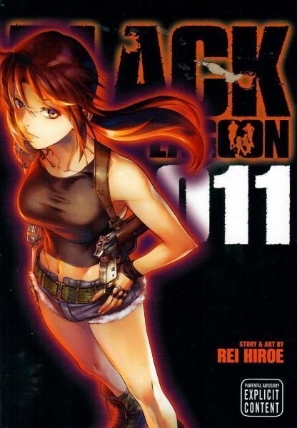 Black lagoon 11 Volume 11
