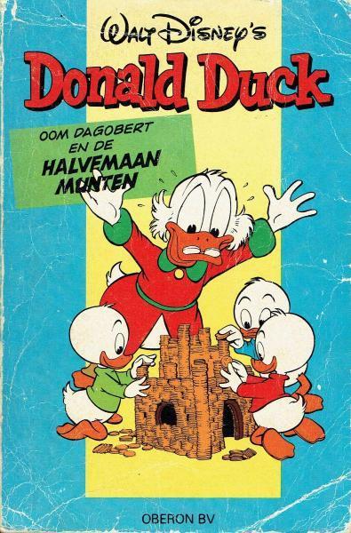 Donald Duck pocket (2e reeks) 2 Oom Dagobert en de halvemaan munten