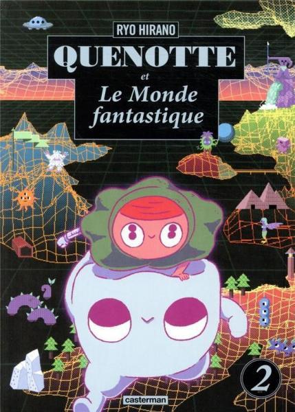 Quenotte et le monde fantastique 2 Tome 2