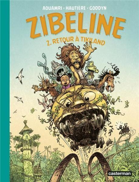 Zibeline 2 Retour à Tikiland