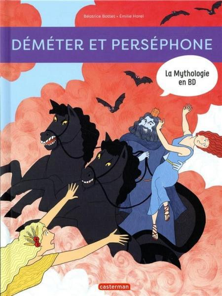 La mythologie en BD 14 Déméter et Perséphone