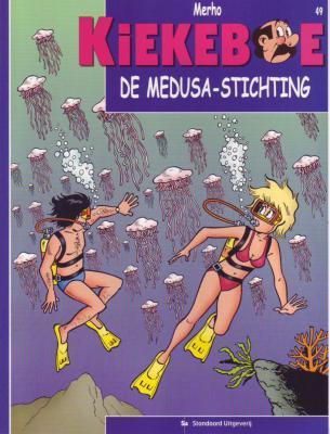 De Kiekeboes 49 De Medusa-stichting