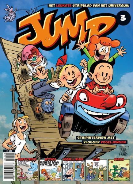 Jump - Stripblad - 2020 3 Nummer 3