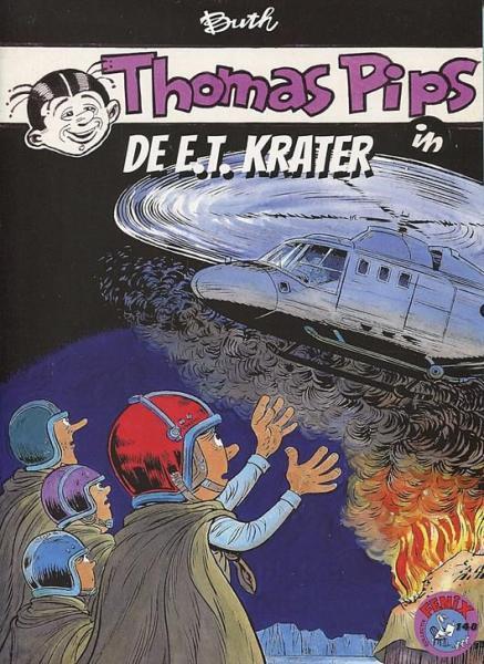 Thomas Pips (Fenix) 3 De E.T. krater