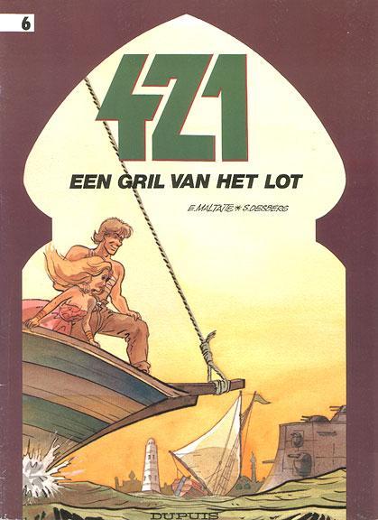 421 6 Een gril van het lot