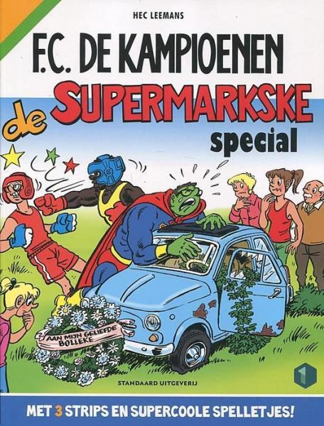 F.C. De Kampioenen INT 29 De Supermarkske special