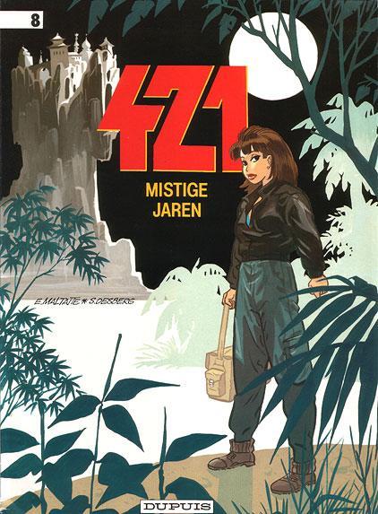 421 8 Mistige jaren