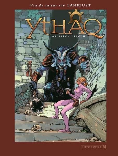 Ythaq 16 Het beleg van Kluit