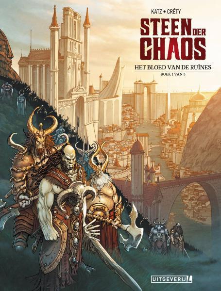 Steen der chaos 1 Het bloed van de ruïnes