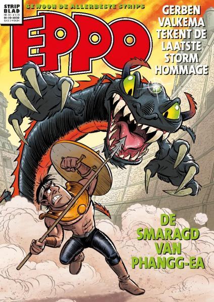 Eppo - Stripblad 2020 (Jaargang 12) 20 Nummer 20