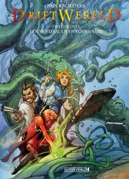 Driftwereld 2 Een verhaal over tovenaars
