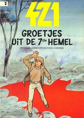 421 2 Groetjes uit de 7de hemel