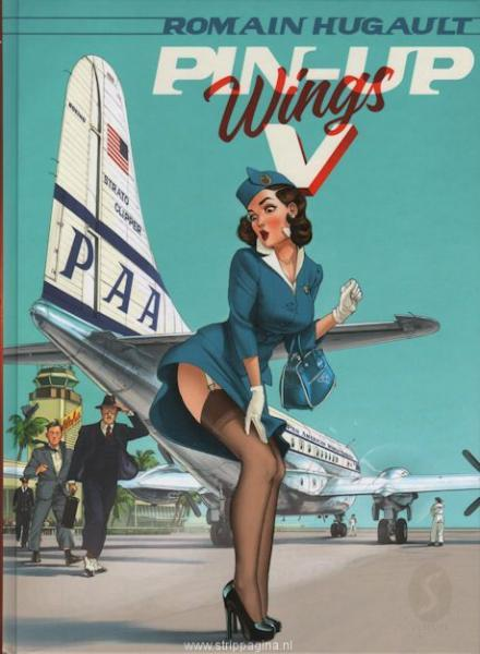 Pin-Up Wings 5 Deel 5