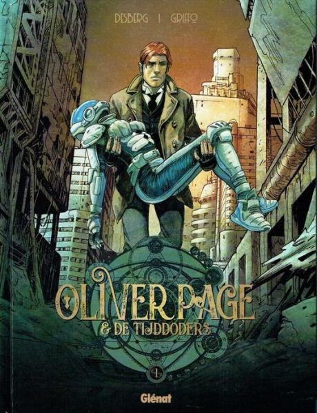 Oliver Page & de tijddoders 1 Deel 1