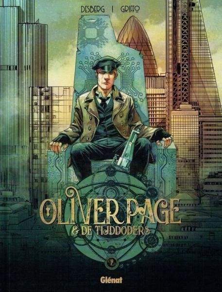 Oliver Page & de tijddoders 2 Deel 2