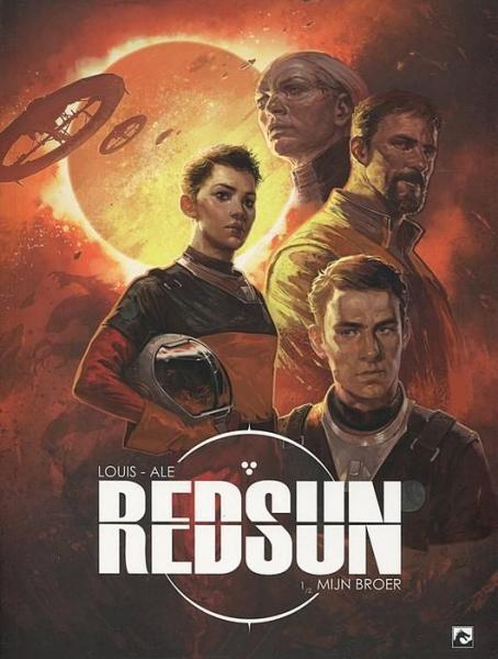 Red Sun 1 Mijn broer