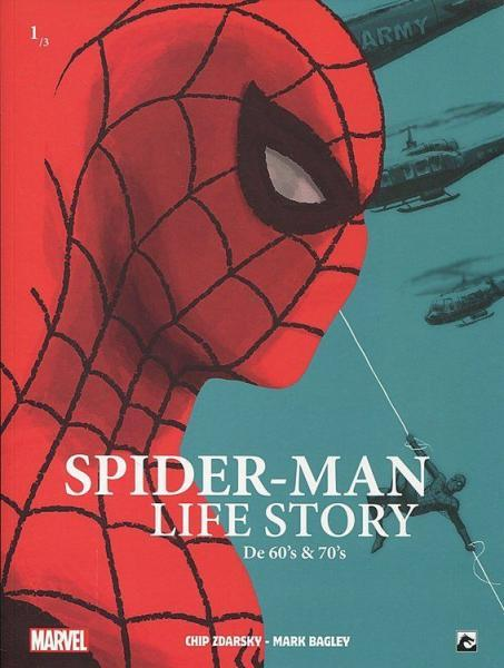Spider-Man: Life Story (Dark Dragon) 1 De 60's & 70's