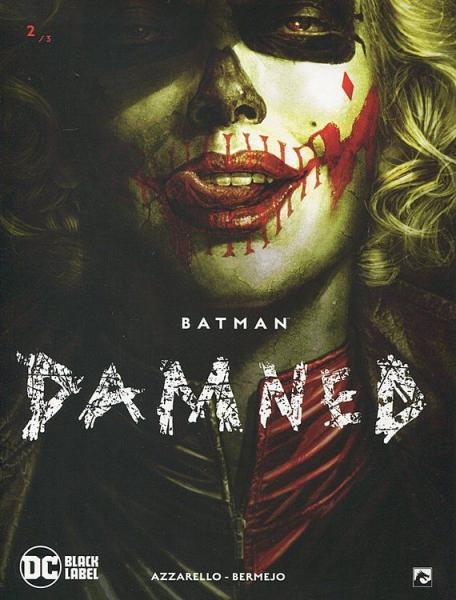 Batman: Damned (Dark Dragon) 2 Deel 2