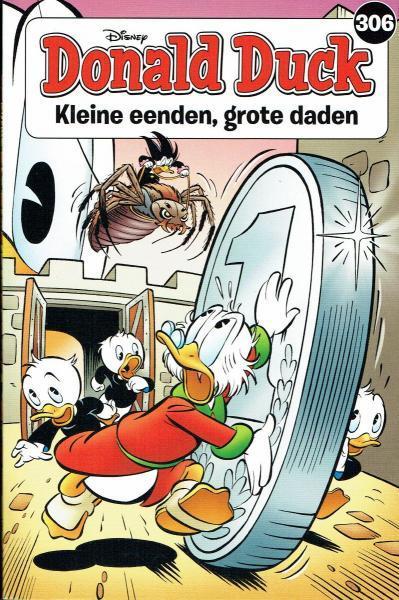 Donald Duck pocket (3e reeks) 306 Kleine eenden, grote daden