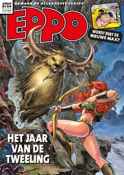Eppo - Stripblad 2020 (Jaargang 12) 21 Nummer 21