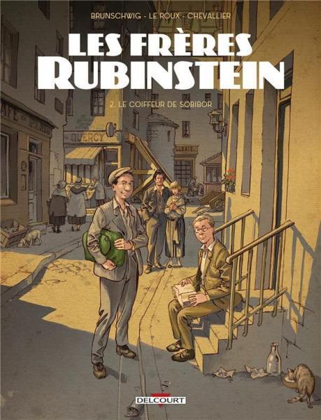 Les frères Rubinstein 2 Le coiffeur de Sobibor