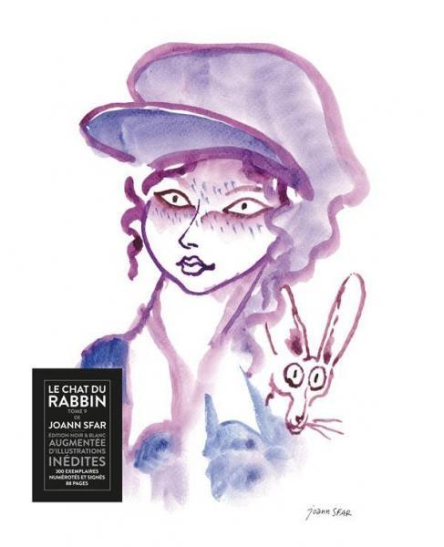 De kat van de rabbijn 9 La reine de shabbat