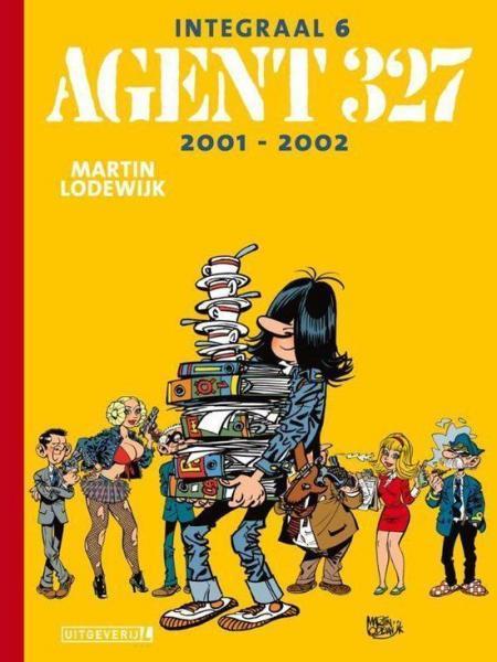 Agent 327 (Uitgeverij M/L) INT 6 2001 - 2002