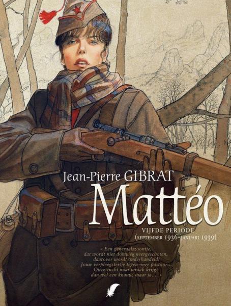Mattéo 5 Vijfde periode (september 1936 - januari 1939)