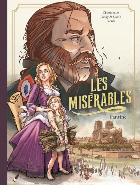 Les misérables (Looky/Siamh) 1 Fantine