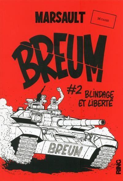 Breum 2 Blindage et liberté
