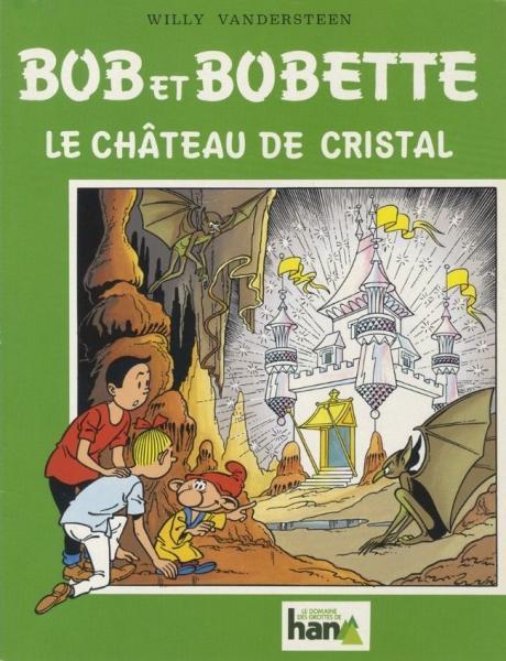 Suske en Wiske 234 Le château de cristal