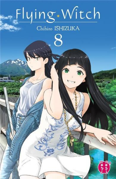 Flying Witch 8 Tome 8