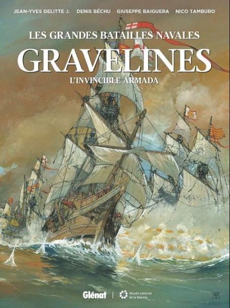 Les grandes batailles navales 16 Gravelines