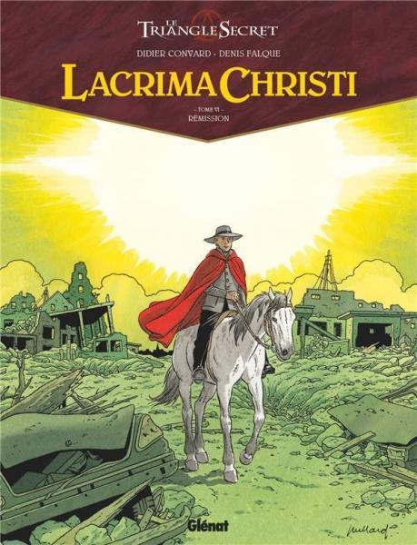 De geheime driehoek - Lacrima Christi 6 Rémission
